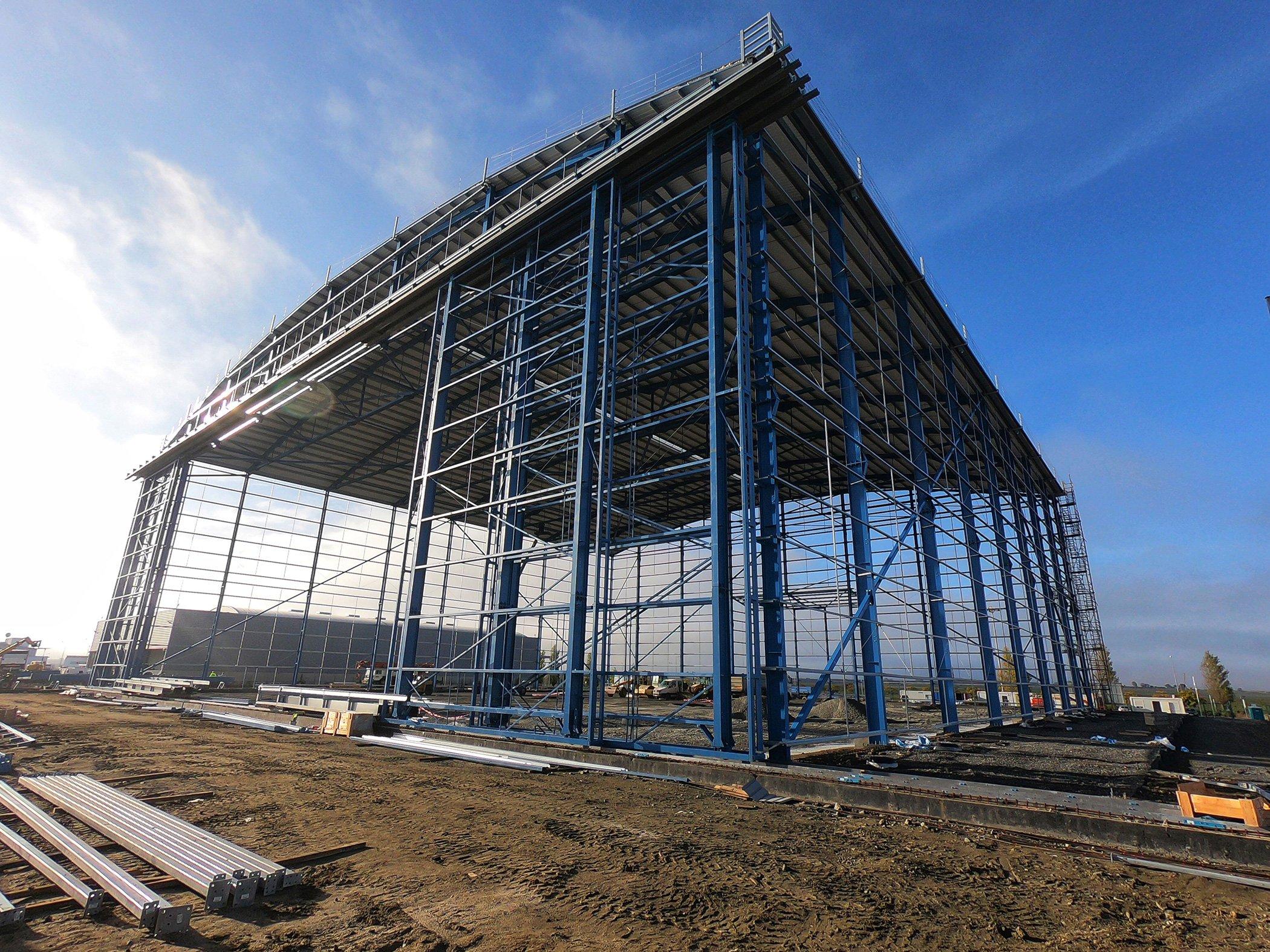 Beja Airport Hangar Development